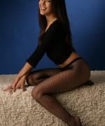 Next Door Models Lauren Fishnet