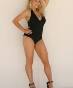 Next Door Models Justine Parker One Piece