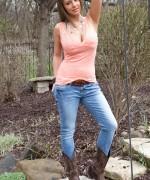 Nikki Sims Cowboy Boots