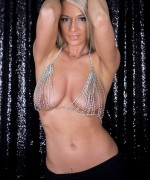 Nikki diamons bikini tease and lots of nipples in this picture set so don't be disappointed