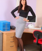 Only Secretaries Maria E sexy secretary