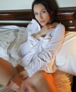 Adel Morel Sex Art Pics as this sexy brunette with a stunning body reveals her naked self