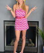 Sophia Winters Feeling Hot