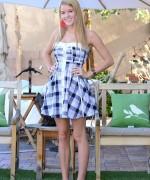 Sophia Winters Plaid Sundress