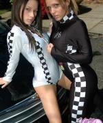 Spunky Pass hot girls and fun