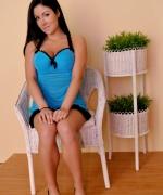 Sweet Krissy blue camisole