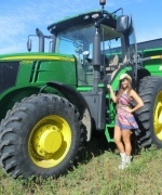 Val Midwest Farm Girl Fun