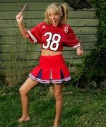 Zellys Daisy Marie cheerleader